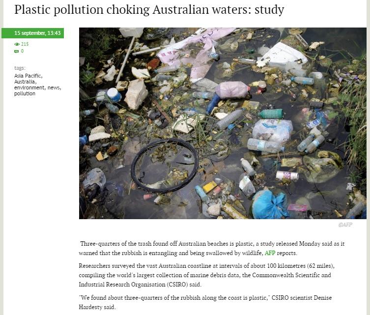 Australian waters