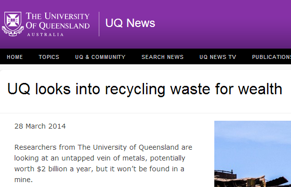 uq-looks-recycling-waste-wealth